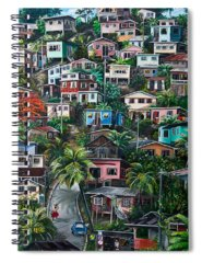 Trinidad And Tobago Spiral Notebooks