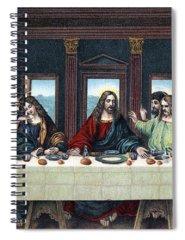 Brethren Spiral Notebooks