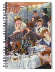 Renoir Spiral Notebooks