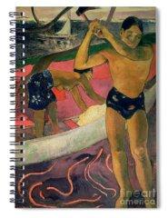 Axeman Spiral Notebooks