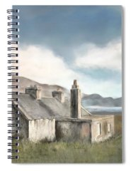 Moorland Mixed Media Spiral Notebooks