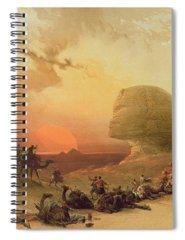 High Desert Spiral Notebooks