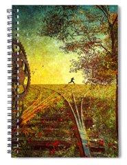 Psychology Spiral Notebooks