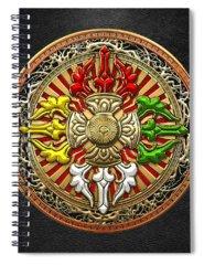 Religious Spiral Notebooks