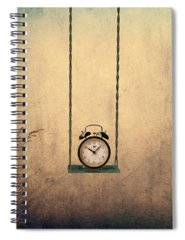 Surrealism Spiral Notebooks
