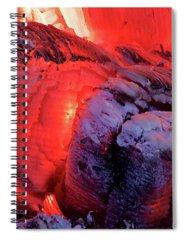 Coal Spiral Notebooks