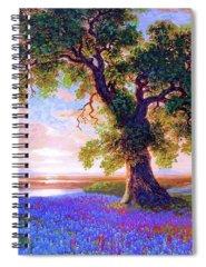 Pastoral Spiral Notebooks