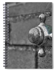 Selective Color Spiral Notebooks