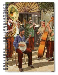 Designs Similar to Un Po' Di Jazz by Guido Borelli