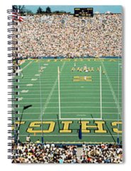 Panoramic Photographs Spiral Notebooks
