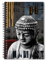 Building Mixed Media Spiral Notebooks