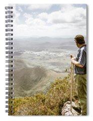Tourist Attraction Spiral Notebooks