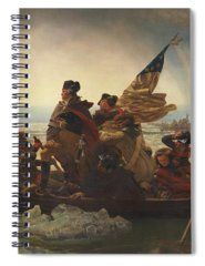 Continental Army Spiral Notebooks