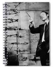 Molecular Biology Spiral Notebooks