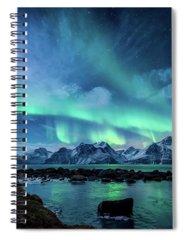 Northern Spiral Notebooks