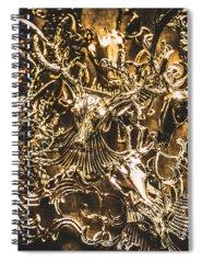 Handmade Jewelry Spiral Notebooks