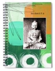Zen Spiral Notebooks
