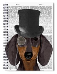 Designs Similar to Dachshund, Formal Hound And Hat