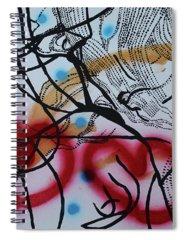 Jesus Spiral Notebooks