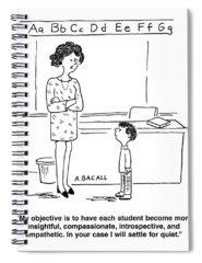 Empathetic Spiral Notebooks