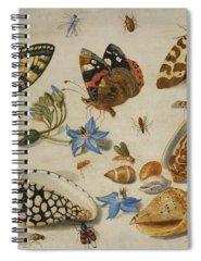 Borage Spiral Notebooks