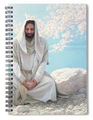Savior Spiral Notebooks