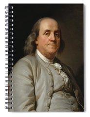 Franklin Spiral Notebooks
