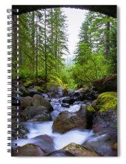 Bridge Photographs Spiral Notebooks