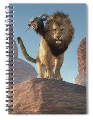Amalgamation Spiral Notebooks