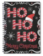 Chalk Spiral Notebooks