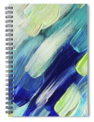 Living Healing Color Therapy - Decolores Spiral Notebooks