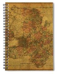 Designs Similar to County Mayo Ireland Vintage Map