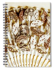 Japanese Culture Spiral Notebooks