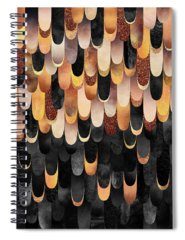 Scales Spiral Notebooks