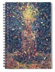 Flames Spiral Notebooks
