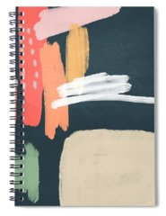 Shapes Spiral Notebooks
