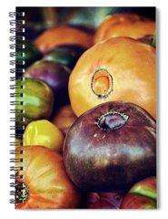 Food Spiral Notebooks