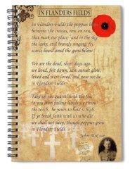 World War 11 Spiral Notebooks
