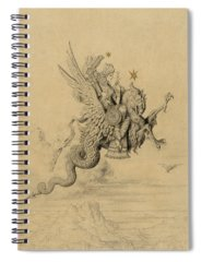 Designs Similar to La Peri by Gustave Moreau