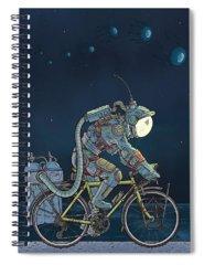 Digitalart Spiral Notebooks
