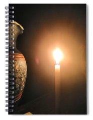 Dark Spiral Notebooks