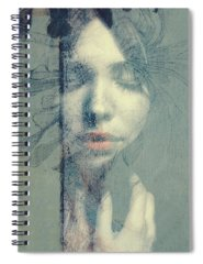 Passion Mixed Media Spiral Notebooks
