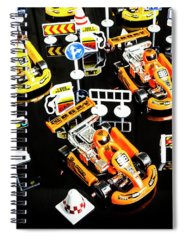 Stop Action Spiral Notebooks