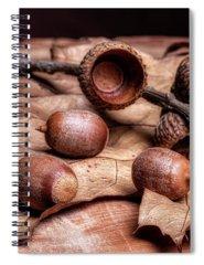 Acorn Photographs Spiral Notebooks