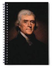 Historian Spiral Notebooks