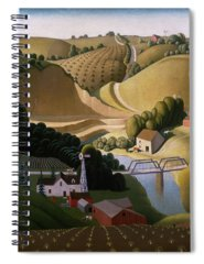 Designs Similar to Stone City, 1930 by Grant Wood