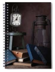 Literature Spiral Notebooks