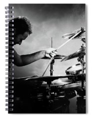 Cymbal Spiral Notebooks