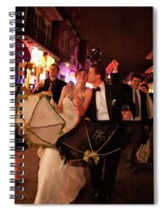 New Orleans Spiral Notebooks