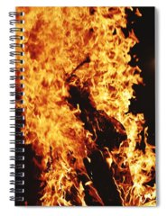 Inferno Spiral Notebooks
